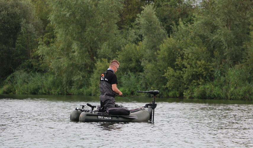 how to install a fishfinder