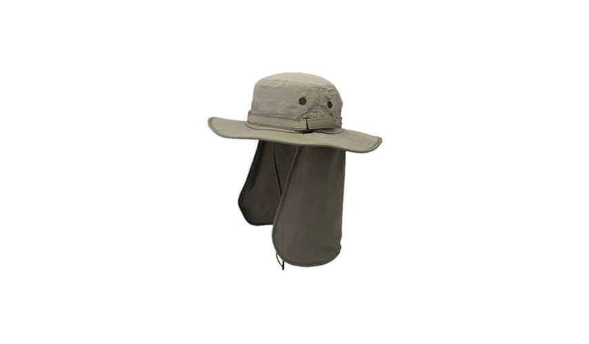 men sun hat feat